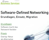 eBook: Software Defined Networking - Grundlagen, Einsatz, Migration